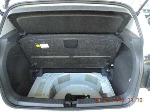 Originales de VW T-Cross 2gm variable//aumentada//nivelador de carga suelo remolque negro