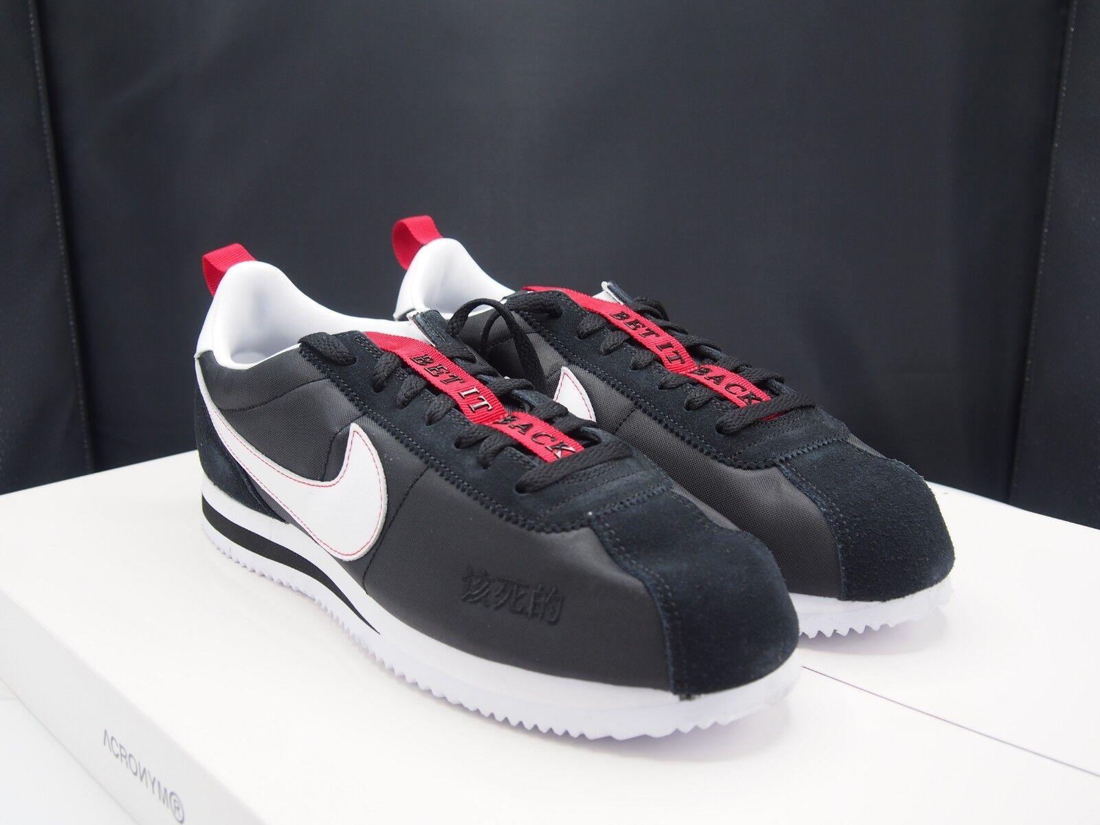 Nike Cortez Kenny III Kendrick Lamar  Bet it Back  BV0833-016