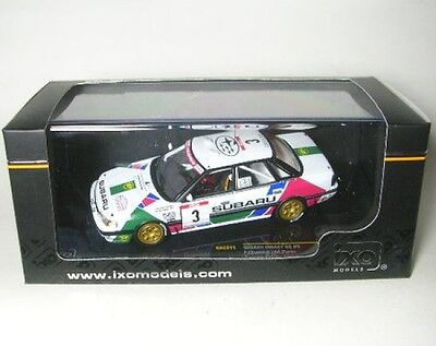 Subaru Impreza #15 Tour de Corse 1996 1:43 Model 0627 TROFEU