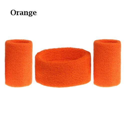 Basketball Accessories Headband Wristbands Sweat Bands Cotton Sweatbands