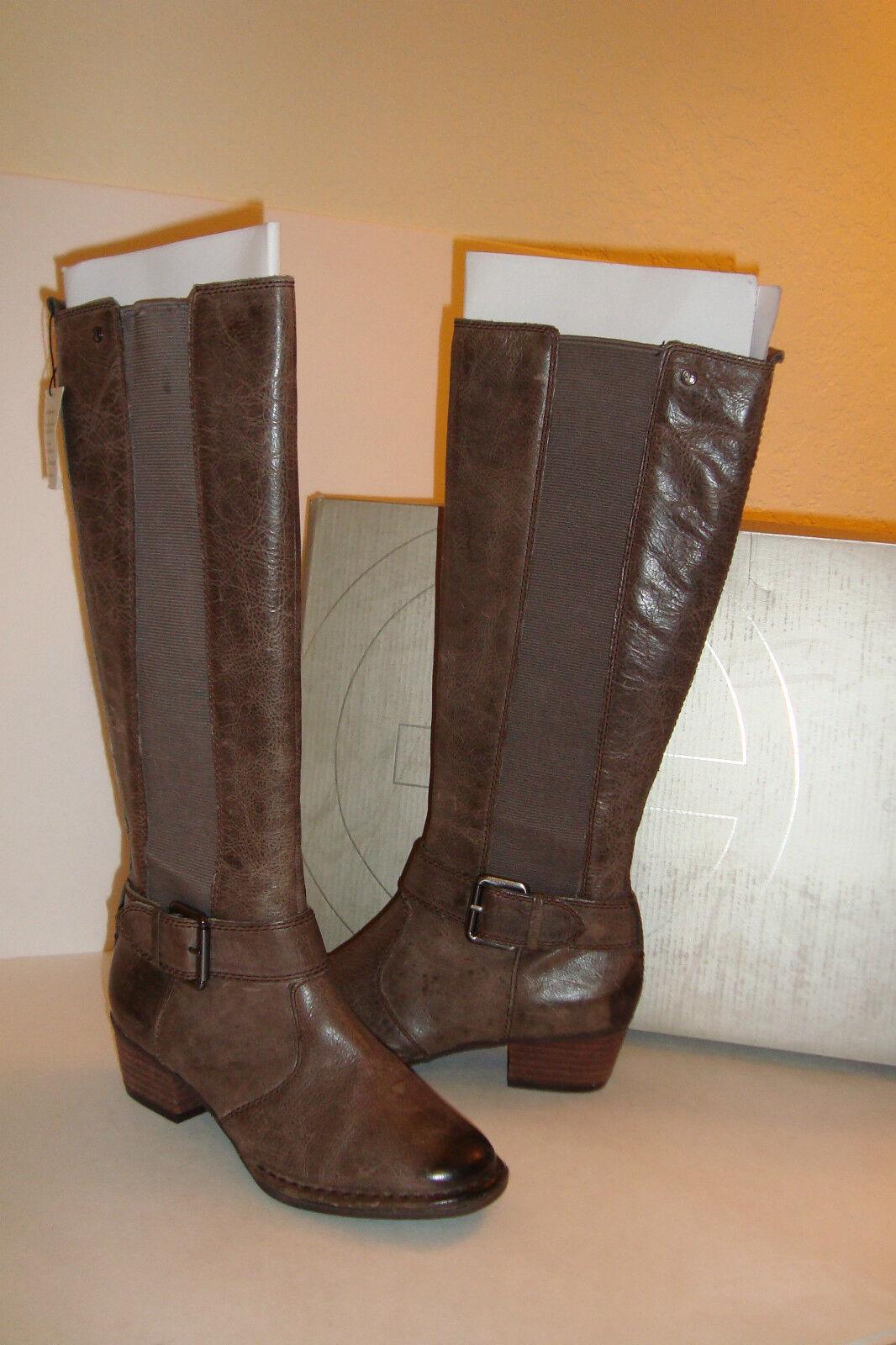 Giani Bernini Damenschuhe NWB AllCott Gray Stone Stiefel Schuhes 5.5 MED NEU