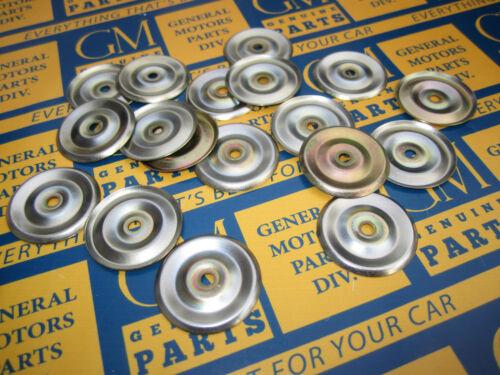 Rocker Panel Moulding Clip Set of 251952-1987 GMChevy Olds Buick3986976