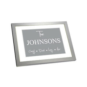 A4-Personalised-Family-Name-Print-Christmas-New-Home-House-Move-Birthday-Gift