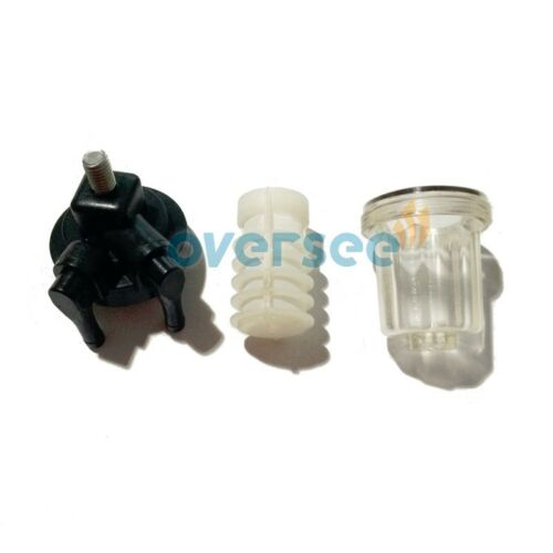 61N-24560 Outboard Fuel Filter Assy For Yamaha Outboard Motor Fit 15HP-60HP