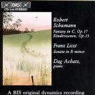 Kinderszenen/fantasy/liszt Sonata in B Minor Audio CD