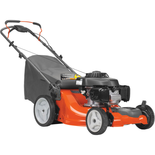 Husqvarna Self Propelled Push Lawn Mower  160cc Honda GCV Engine 21in Deck