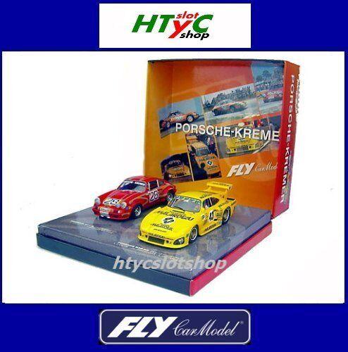 FLY CAR MODEL PORSCHE 911 SEBRING + 935 K3 LE MANS TEAM KREMER 99065