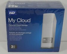WD My Cloud 3TB External Hard Drive - NEW in Box
