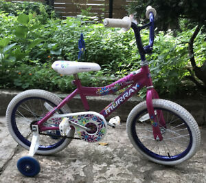 Murray 16 Inch Wheels Girls Bike With Training Wheels Used Local Pickup Only Ny Ebay