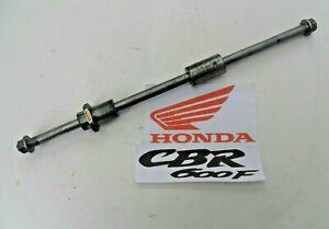 Honda CBR 600 CBR600 F Fixation Moteur Boulon Supérieur Arrière & Spacer 1995