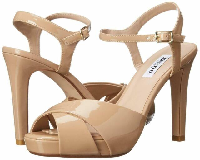 Dune London Marleen Nude Patent Leather