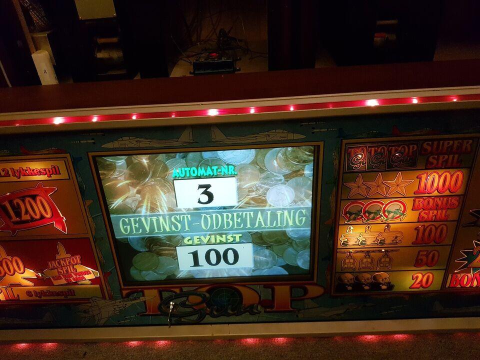 Dae, spilleautomat, Perfekt