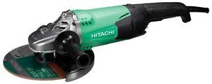 Smerigliatrice-angolare-flessibile-mola-2000-Watt-HITACHI-HIKOKI-G23ST