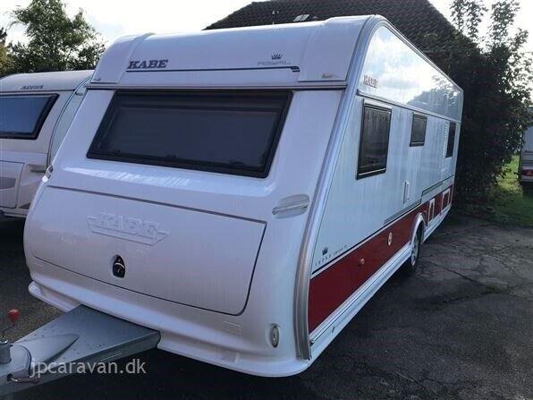 Kabe 2014 - Kabe Royal 590 LGLE KSDu får altid 13...., 2014,