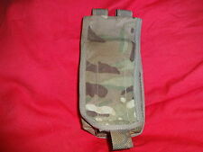 British Army Osprey MK4 SA80 1 Mag / SINGLE Magazine Pouch - MTP - USED GRADE 2