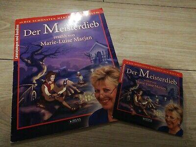 """""""die Schönsten Märchen Der Welt"""" Der Meisterdieb heft Mit Cd"""