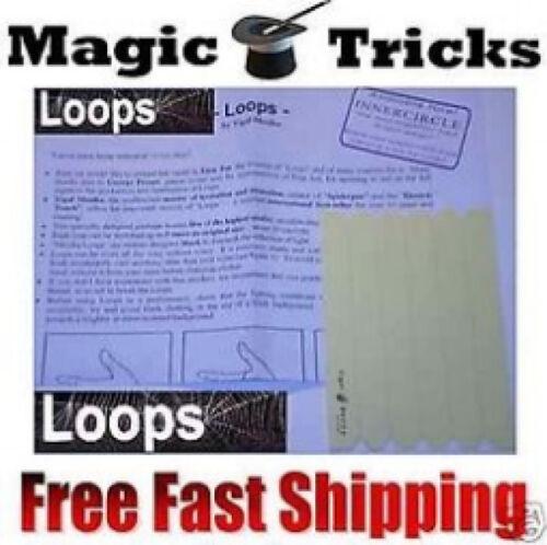 Loops versione eco giochi di prestigio,trucchi di magia,CILINDROMAGICO