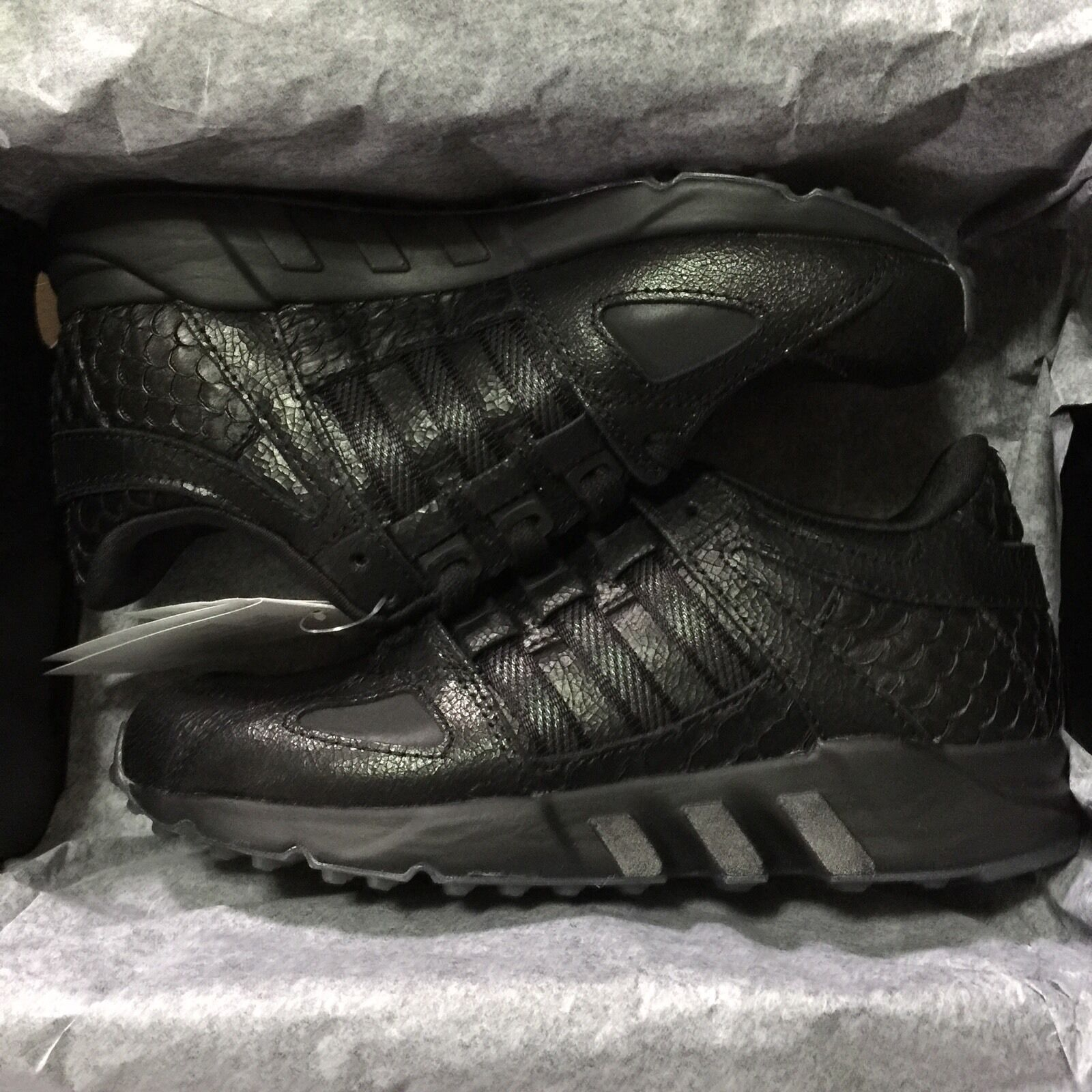 Adidas Pusha T EQT Black Market Comfortable