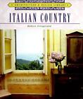Arch and Design Library: Italian Country by Robert Fitzgerald (2002, Hardcover)
