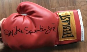 Michael-jinx-Spinks-Signed-Everlast-Boxing-Glove-With-Proof