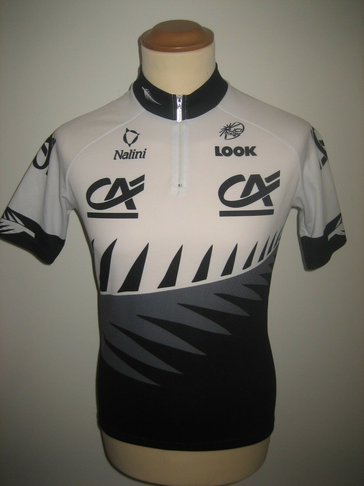 CROTit maillot Agricole Julian DEAN jersey shirt cycling trikot maglia maillot CROTit Größe S 9e87b6