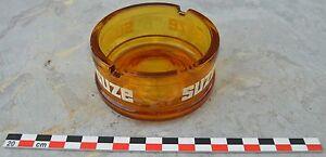Cendrier Suze- 8-3 cm de diamètre- 4 cm de hauteur- en parfait état- comme neuf iZOJe6Bp-09094613-892764577