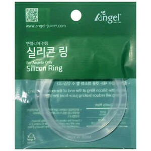 Silicon Rings (silicone) for the Angel Juicer -for extracting housing Pack of 2