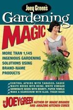 Joey Green's Gardening Magic: More Than 1,120 Ingenious - LikeNew - Green, Joey