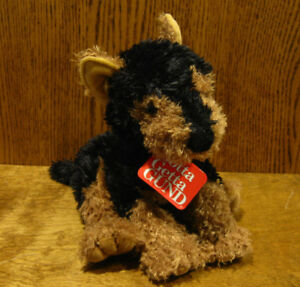 Gotta-Getta-GUND-Collection-13035-RASCAL-DOG-9-034-NEW-Tag-From-Retail-Store
