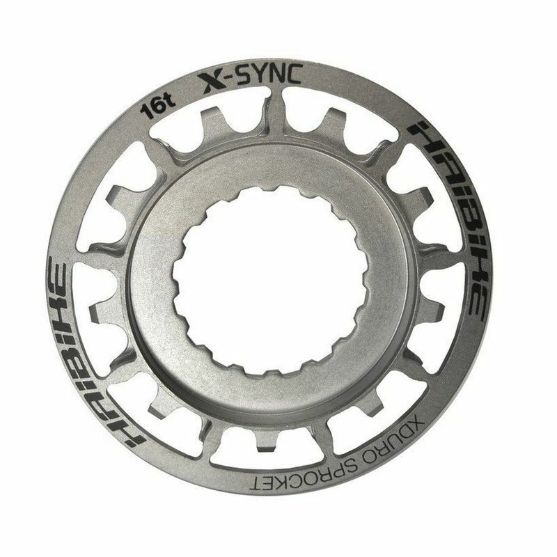 Haibike X-Sync 16t Sprocket - Electric Bicycle - X-Duro Bosch Performance Active