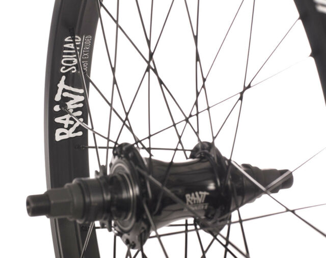 RANT MOONWALKER 2 FREECOASTER WHEEL BMX BIKE FIT CULT SUBROSA WTP HARO LHD BLACK