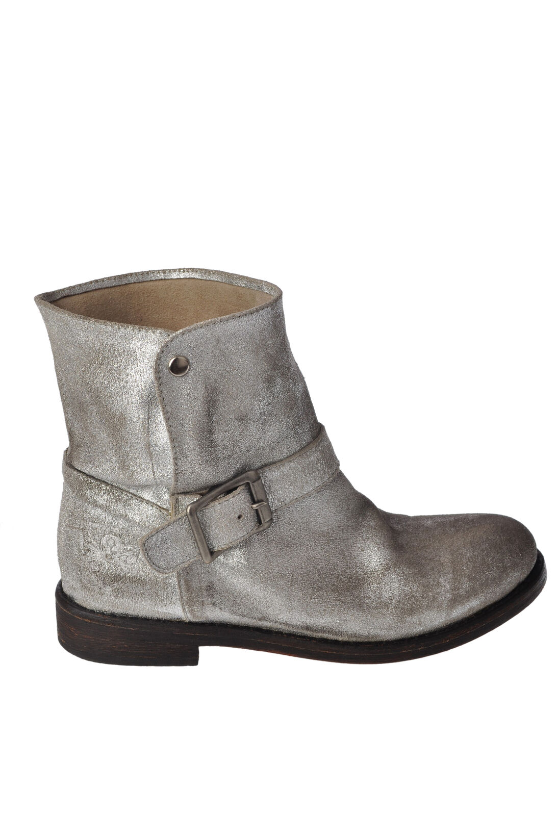 Mr Wolf  -  Ankle boots - Female - - - Silver - 3299019A185544 2b118d