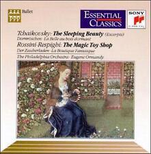 Tchaikovsky: The Sleeping Beauty; Ottorino Respighi: The Magic Toy Shop (CD, ...