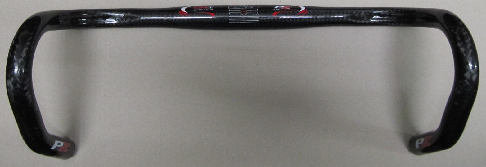 Pz Racing Cr  2.2 Carbon-Alu Bike Handlebars 17 5 16in 280gramm 1 1 4in New  high quality & fast shipping