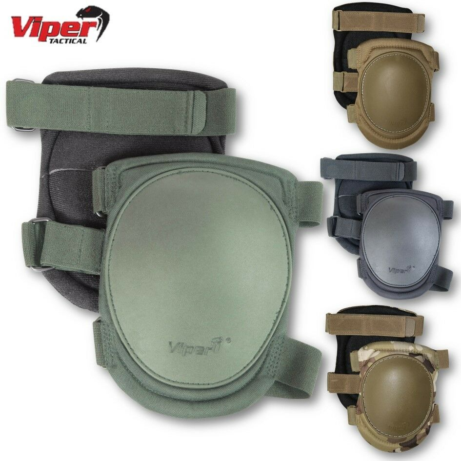VIPER TACTICAL SPECIAL OPS KNEE PADS PredECTION ARMY PAINTBALLING AIRSOFT
