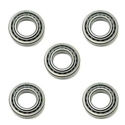 26.99x50.29x14.22 mm L44610 Tapered Roller Wheel Bearings 5x L44649