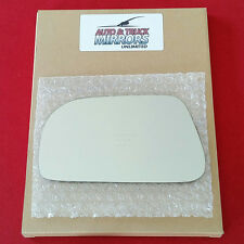 NEW Mirror Glass 04-05 CHRYSLER PACIFICA Driver Left Side LH - AUTO DIM FIT OVER