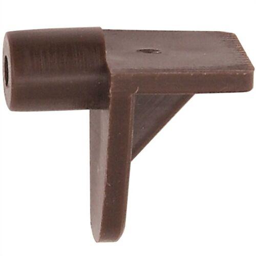 Étagère Supports Clous plug-in broches chevilles 5 mm trou meuble cuisine étagères armoire