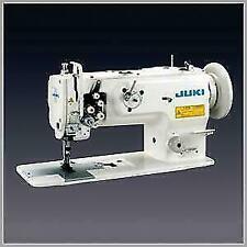 Juki Lu 1560n 2 Needle Industrial Sewing Machine Table Motor Free Shipping