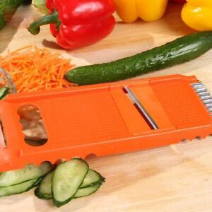 7-Stueck-Gemuese-Obst-Kartoffelschneider-Cutter-Peeler-Kuechenwerkzeug-Chopper-DYE