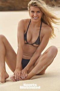 EUGENIE BOUCHARD Various 2018 Sports Illustrated SI Swimsuit Bikini Model D