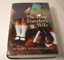 The Time Traveler's Wife by Audrey Niffenegger - SIGNED - 1st /1st - RARE (B145)