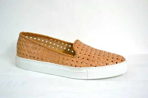 Pelle Sneakers Rosso Nero E Italy Beige Made Scarpe Intrecciata Disponibili In vwxvgq