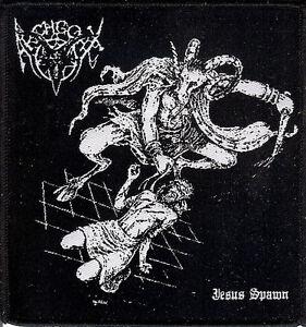 Archgoat-Jesus-Spawn-Patch-Blasphemy-Proclamation-Revenge-Black-Metal