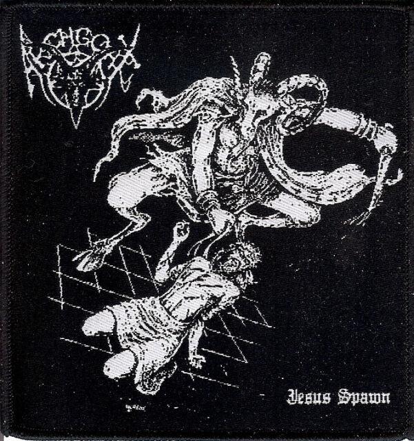 Archgoat - Jesus Spawn Patch Blasphemy Proclamation Revenge Black Metal