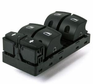 Genuine-Audi-A6-C6-04-11-Delantero-Lado-Del-Conductor-Interruptor-Ventana-Electrica