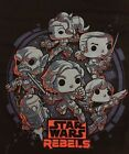 Star Wars Rebels Funko Pop! Smugglers Bounty Exclusive T-Shirt - Small SM