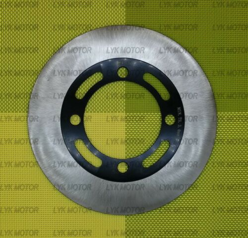 2PCS Front Brake Disc Rotor For Suzuki Vinson 500 LTA 500F LTF 500F 2002-2007