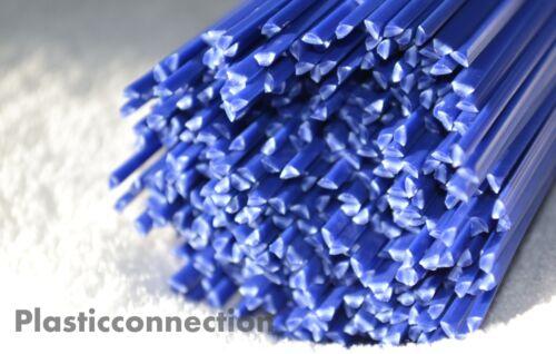 blu pacco di 32 PC // forma triangolare // 3mm In plastica ABS BARRE DI SALDATURA