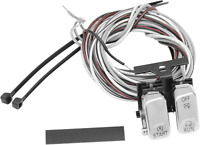 Chrome Start / Stop Switch Harley Softail 1996-2010